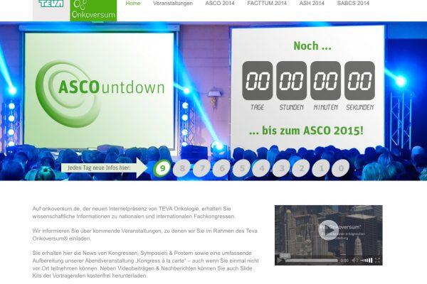 Teva-ASCO-Countdown